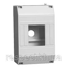 Коробка на 1-6 автомата накладна