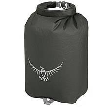 Гермомешок Osprey Ultralight Drysack (12л), сірий