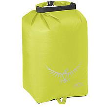 Гермомешок Osprey Ultralight Drysack (20л), зелений