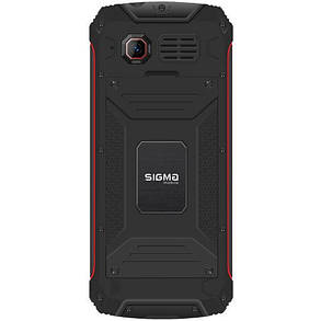 Sigma mobile Comfort 50 Outdoor Black/Red, фото 2