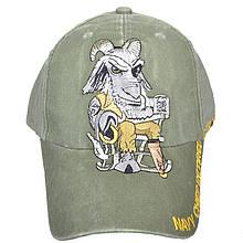 Кепка Eagle Crest Old Goat, оливковая