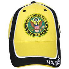 Кепка Eagle Crest U.S.Army W/Logo, желтая/черная