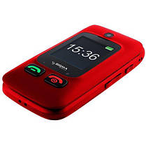 Sigma mobile Comfort 50 Shell DUO Black-Red, фото 2