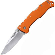 Ніж складаний Cold Steel Working Man (довжина: 203мм, лезо: 89мм), помаранчевий