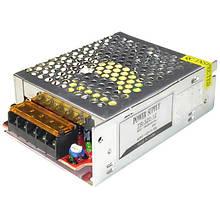 Блок живлення BIOM TR-120 120Вт 12В 10А Метал IP20 Стандарт