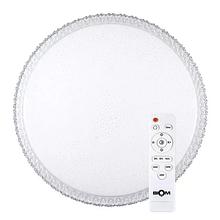 Світильник світлодіодний Biom SMART SML-R08-80 3000-6000K 80Вт з д/у