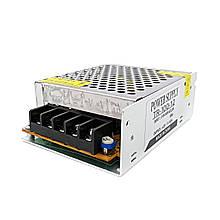 Блок живлення BIOM TR-100 100Вт 12В 8.33 А Метал IP20 Стандарт