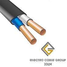 Електричний кабель ЗЗЦМ ВВГПнг 2х2.5