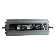 Блок живлення BIOM WBP-100 100Вт 12В 8.3 А Метал IP67 Преміум