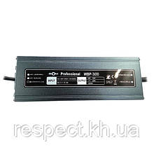 Блок живлення BIOM WBP-150 150Вт 12В 12.5 А Метал IP67 Преміум