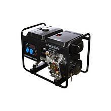 Генератор дизельный HYUNDAI DHY 7500LE 6000 Вт