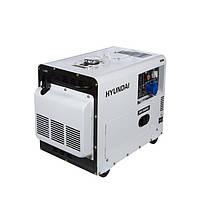 Генератор дизельний HYUNDAI DHY 8000SE 6500 Вт
