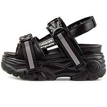 Сандалии Allshoes WG-2067 Ж 560924 Черные