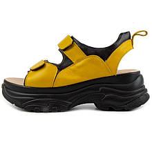 Сандалі Arcoboletto 736 Ж 560907 Жовті
