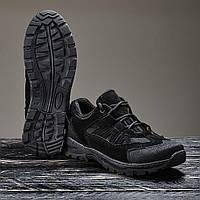"""Кросівки тактичні """"Ягуар"""" Чорні літні, розміри 40-46"""