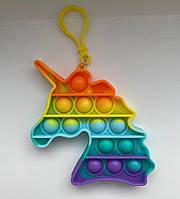 Вечная пупырка, Игрушка Антистресс для детей. Фиджет Антистрес (поп ит пузыри pop it fidget)