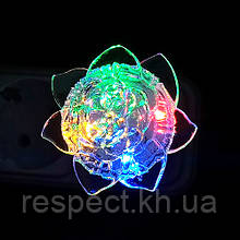 Нічник VARGO LED RGB Троянда