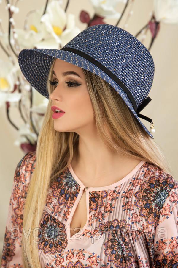 Шляпа «Джуэл» (синий)