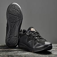 """Кросівки тактичні """"Патріот"""" Чорні літні, 36-46 розміри"""
