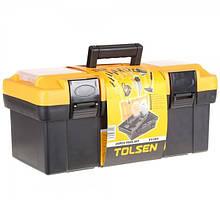 Комплект інструментів в пластиковому ящику Tolsen 26 предметів