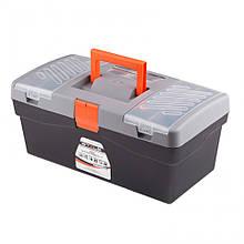 """Ящик для інструменту 17"""", 420 х 220 х 180 мм, пластик Stels"""