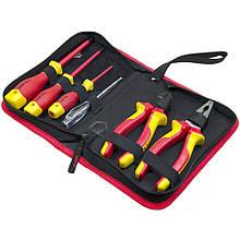 Комплект діелектричного інструменту Tolsen Premium VDE 6 предметів