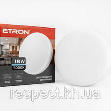 Світильник універсальний ETRON 1-EMP-708 18W 5000К ІР20 коло