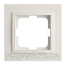 Рамка 2-я, Mono Electric, DESPINA Білий