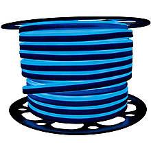 """Світлодіодний неон PROLUM Silicone 2835\120 8x16 IP68 12V SERIES """"SF"""" PRO Синій"""