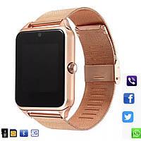 Умные Часы Lige Z60 Smart Watch Женские с SIM картой для Звонков