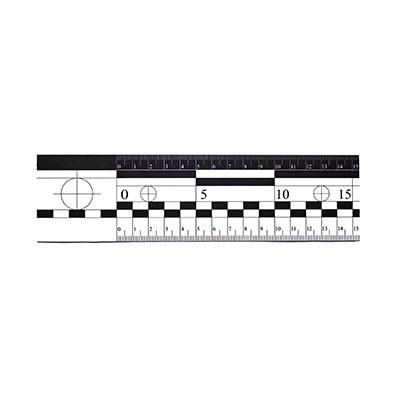 Лінійка масштабна магнітна 15 см