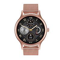 Умные Часы Lige DT66 Pro Smart Watch Золотой