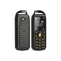 Мини телефон Bluetooth Гарнитура GTStar B25 Black