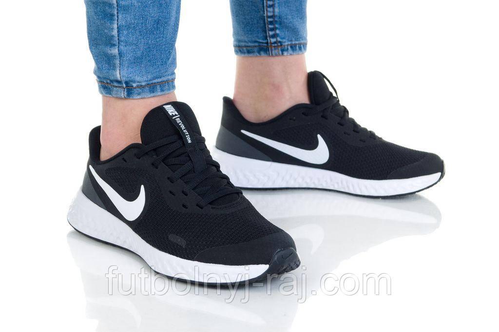 Кроссовки Nike Revolution 5 (GS) BQ5671 003