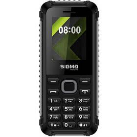 Sigma mobile X-style 18 Track Black-Grey