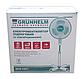 Вентилятор підлоговий Grunhelm GFS-1621, фото 4