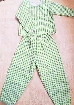 Пижамы детские на байке хлопок Украина. Размер 28. Распродажа!