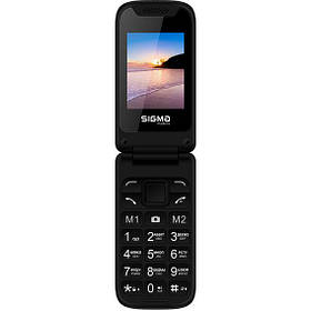 Sigma mobile X-style 241 Snap Black