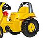 Детский трактор на педалях, веломобиль с ковшом ROLLY TOYS, фото 3
