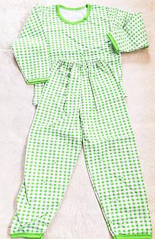 Пижамы детские на байке хлопок Украина. Размер 30 Распродажа!