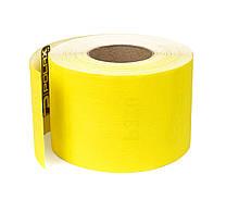 Шлифовальная шкурка Polax на бумажной основе 115мм * 50м зерно К100 (54-036)