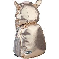 Рюкзак Kite Kids Pink Cutie K21-567XS-1 с капюшоном