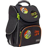 Рюкзак каркасный школьный Kite Education каркасный Roar K21-501S-7 (LED) подсветка