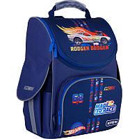Рюкзак школьный каркасный Kite Education  HW21-501S Hot Wheels