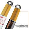 BF-290-25 Фільтр тонкого очищення дизельного палива, до 90 л/хв, 25 мкм, BIGGA, фото 7