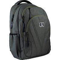 Рюкзак GoPack Сity зелений GO21-171L-2