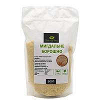 Мигдальна борошно Green Food 500 грам, 100% склад, виробник Іспанія