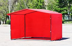 Торговая палатка Стандарт Разные цвета тентов
