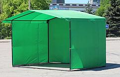 Торговая палатка Стандарт+. Разные расцветки