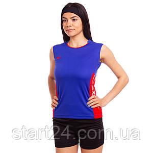 Форма волейбольная женская 6503W (полиэстер, р-р S-3XL-140-175см(40-68кг), цвета в ассортименте)